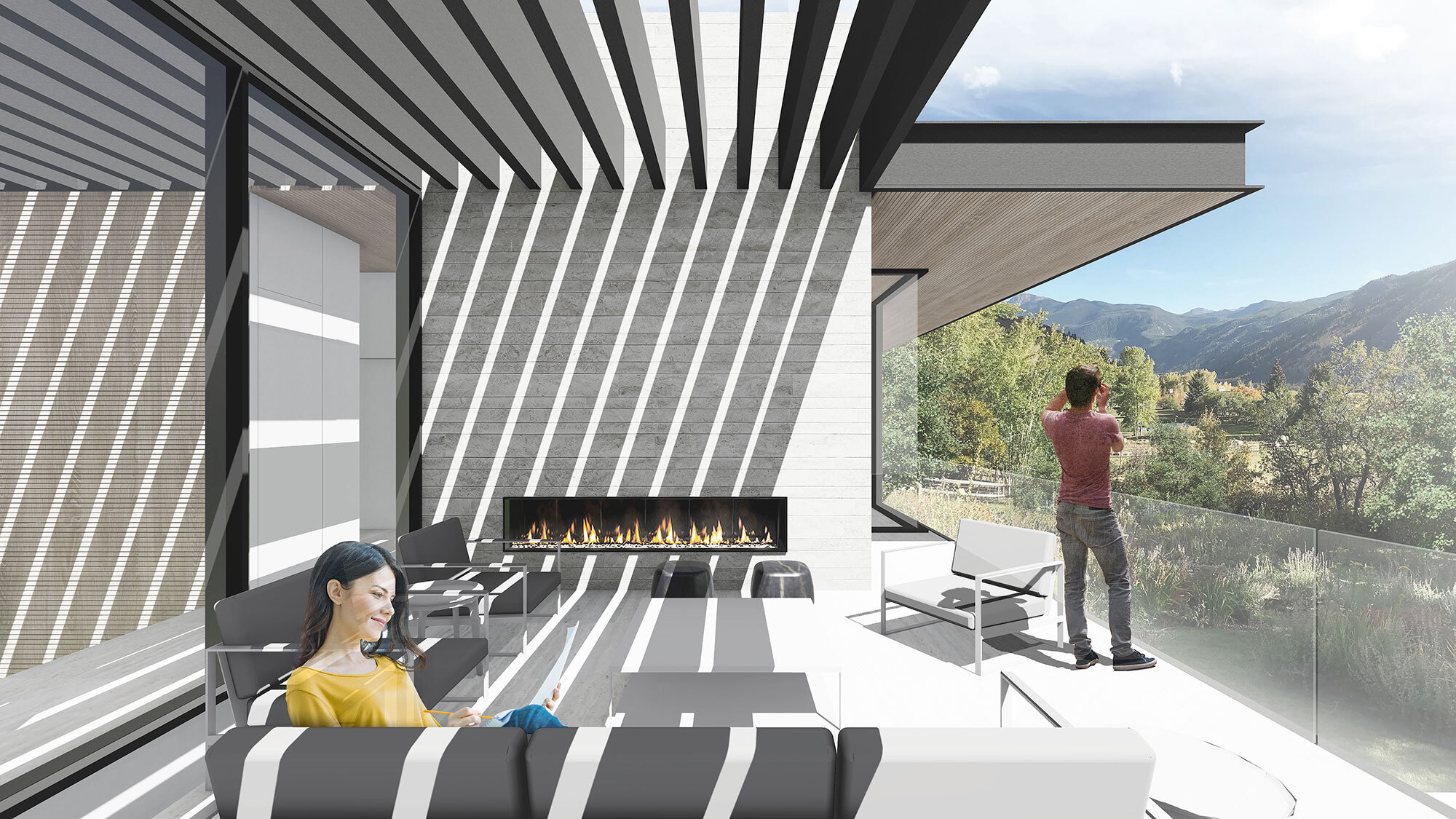 CCY Architects Fireplace Outdoor V2 FINAL