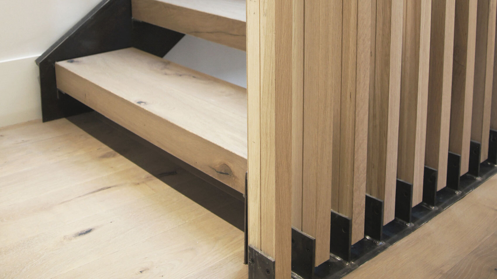CCY Architects Telluride Transfer staircase