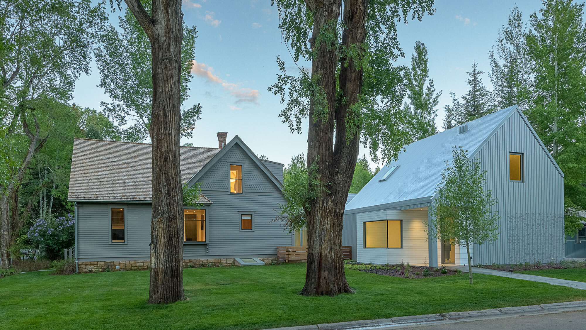 CCY Architects Victorian Music Box Aspen