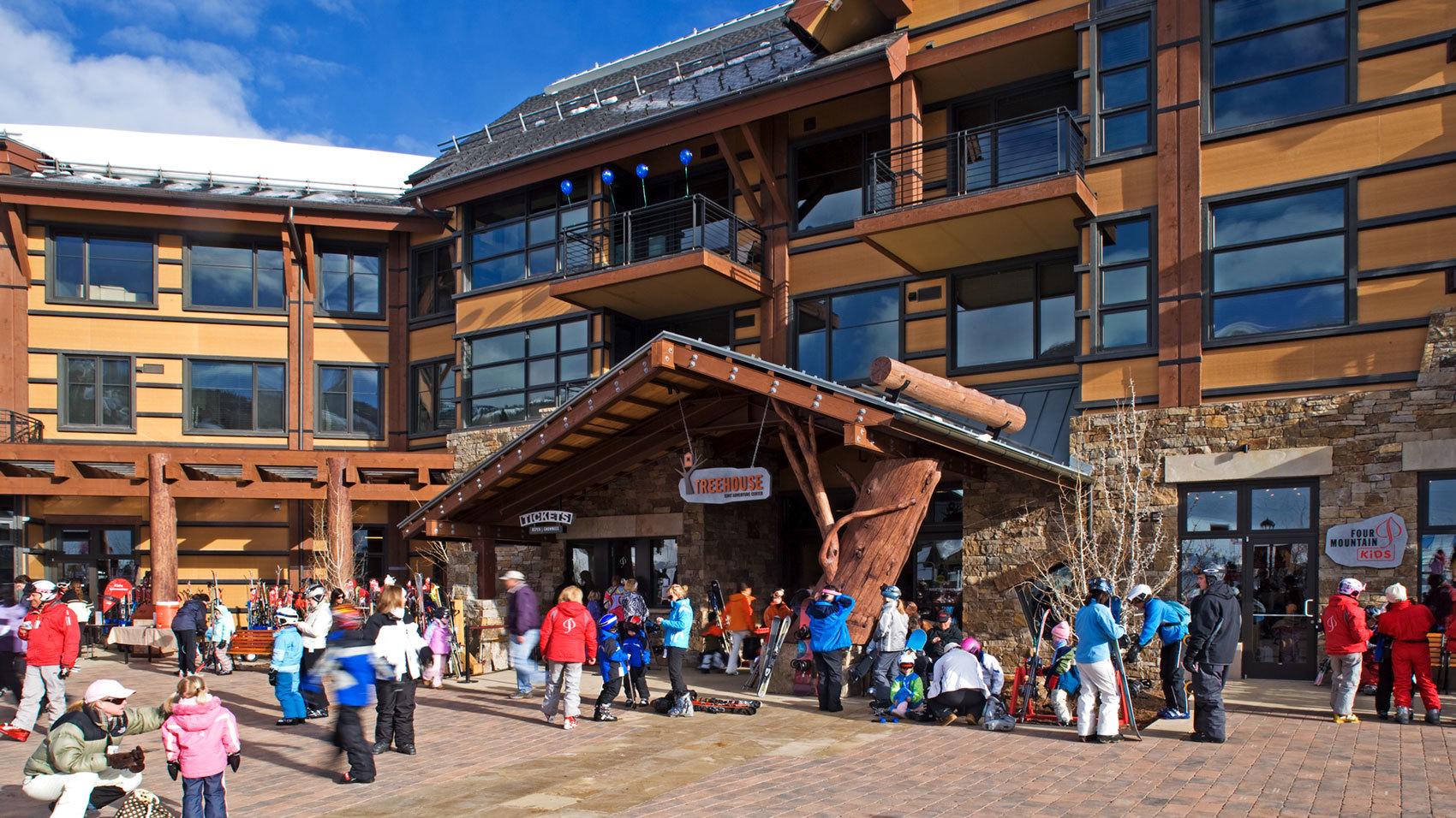 Hayden Lodge Snowmass Base Village